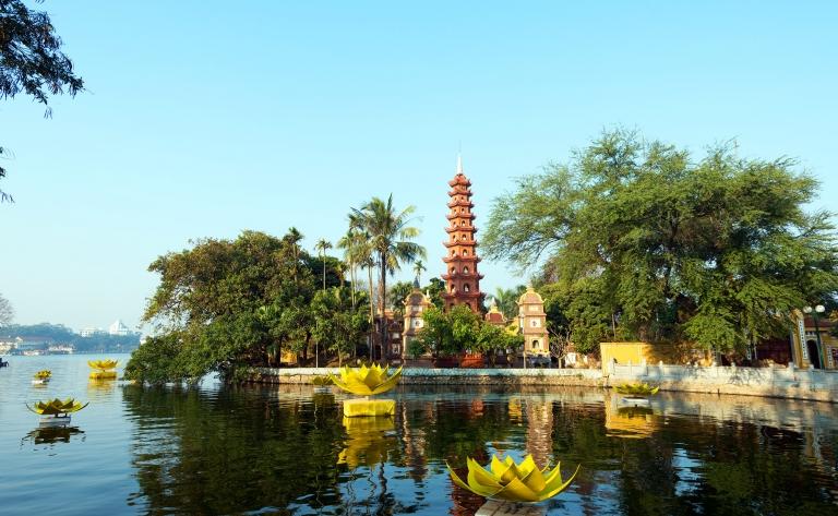 Bienvenue au Vietnam !