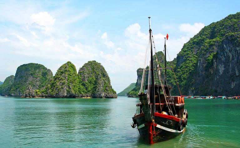 Croisière de rêve sur la Baie d'Halong