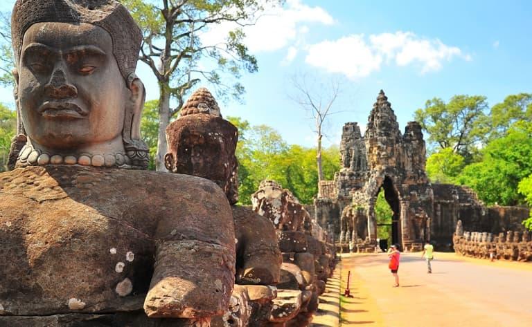 Chasse aux Trésors à Angkor