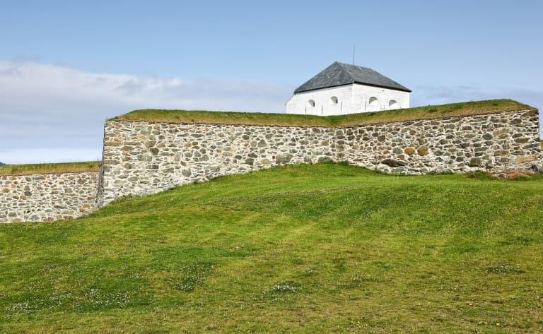 La royale et médiévale Trondheim