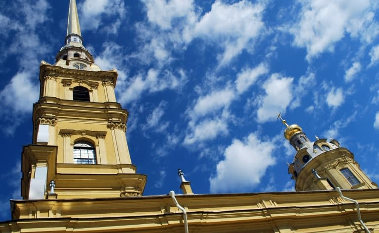 Saint Pétersbourg, mon amour !
