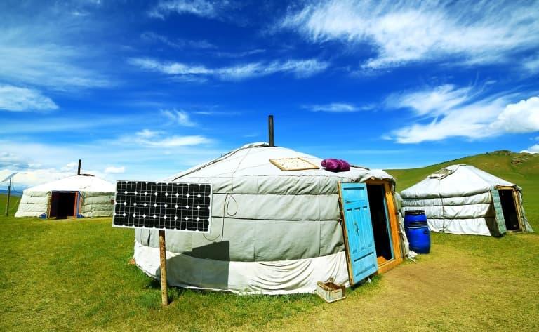 Découverte de la culture nomade…