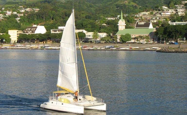 Bain de culture rapanui et départ pour Bora Bora