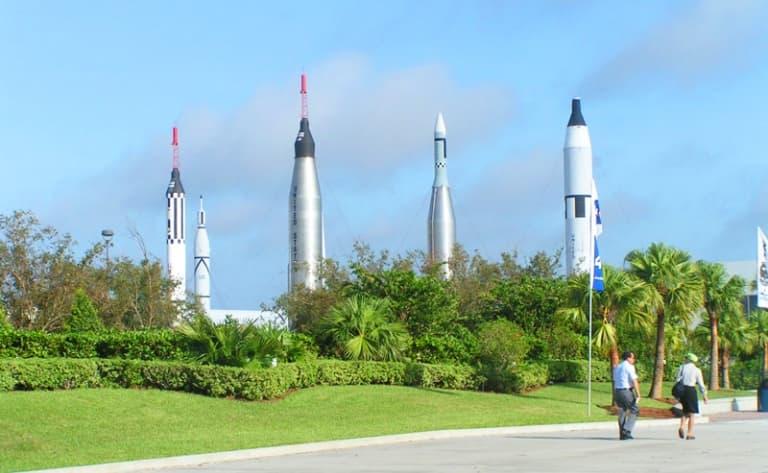 Base spatiale de Cap Canaveral