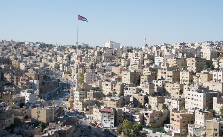 Départ pour la Jordanie