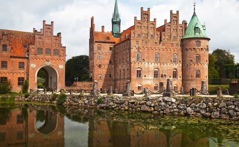 Odense, la ville d'Andersen