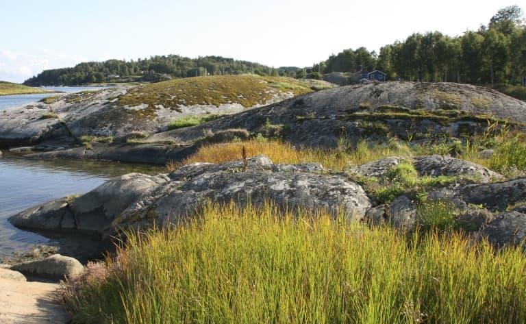 Les îles de la côte du Bohuslän