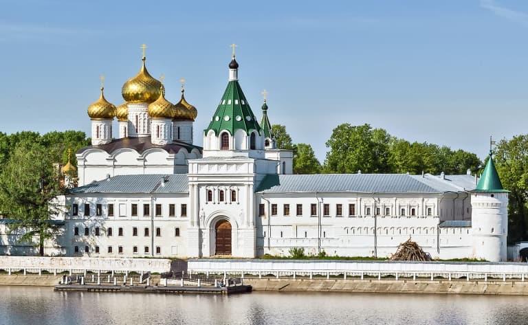 La paisible Kostroma…