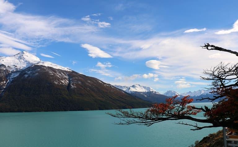 El Calafate, sur les rives du Lago Argentino