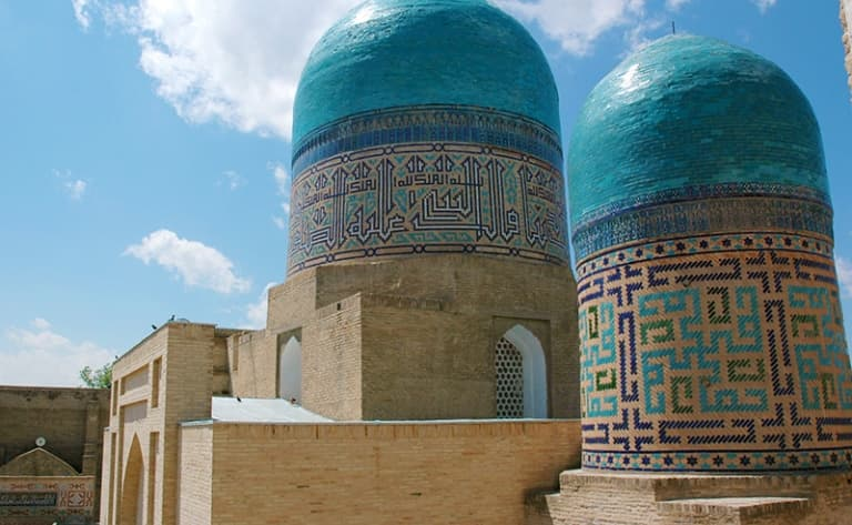 Arrivée en Ouzbékistan !