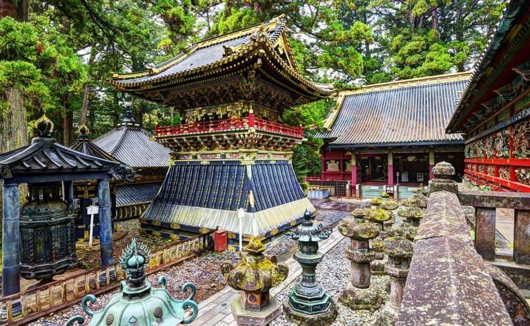 Découverte des temples et sanctuaires de Nikko
