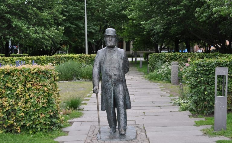 Découverte de Göteborg