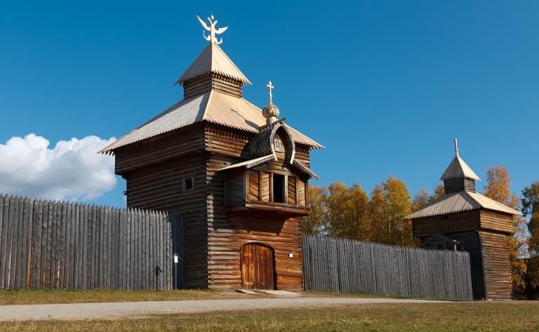 Rendez-vous à Irkoutsk