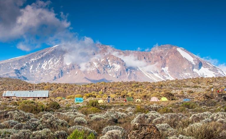 Camp Shira (3700m)