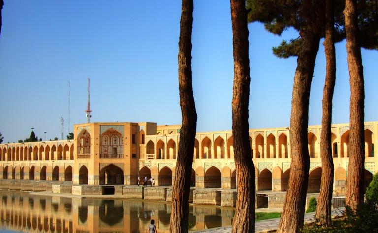 Ispahan, ''la moitié du monde''