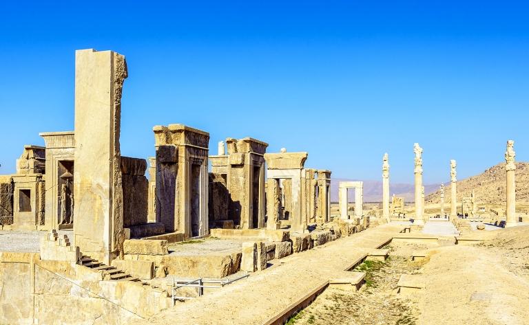 Persépolis, véritable merveille du patrimoine Mondial