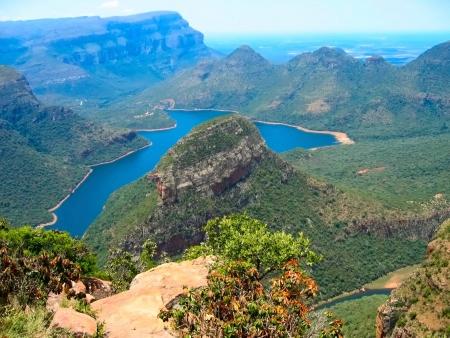 Impressionnant Canyon du Blyde River