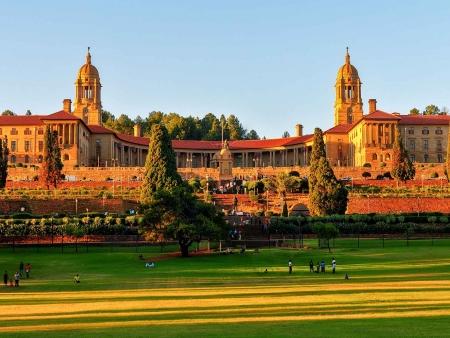 Pretoria et Johannesburg, deux capitales en mouvement
