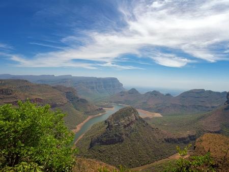 Canyon de la Blyde River et safari en réserve privée.