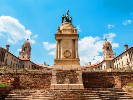 Soweto et Pretoria, capitale de l'Afrique du Sud