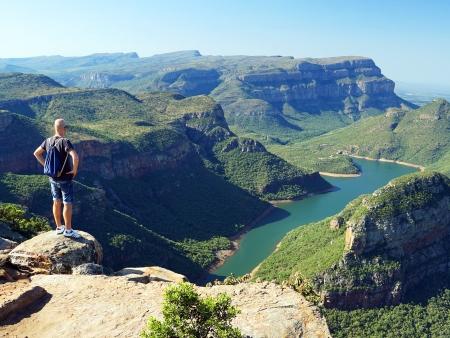 Canyon de la Blyde River, merveille de la nature