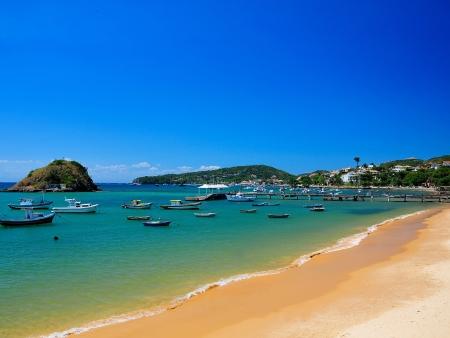 Buzios, le Saint-Tropez du Brésil