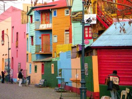 Bienvenue à Buenos Aires