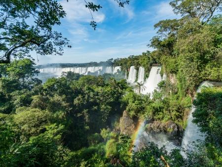 Iguazu et ses impressionnantes chutes