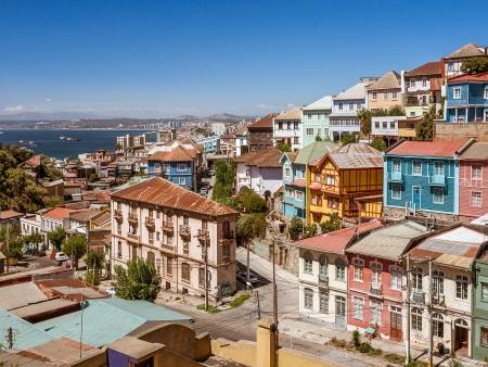 Valparaiso, la ville du street art