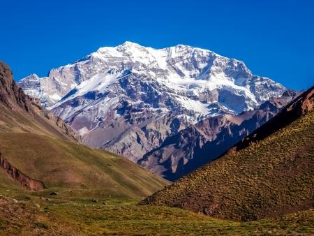 L'imposant Aconcagua