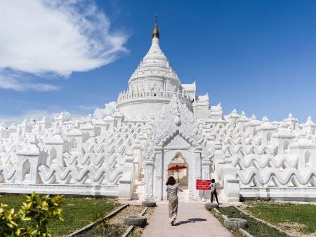 Royaumes et villages birmans