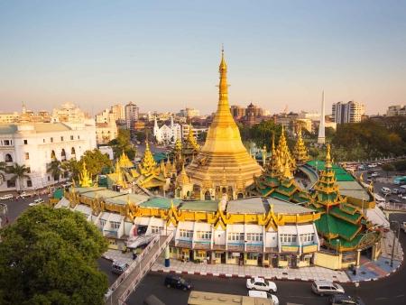 Yangon d'hier et d'aujourd'hui