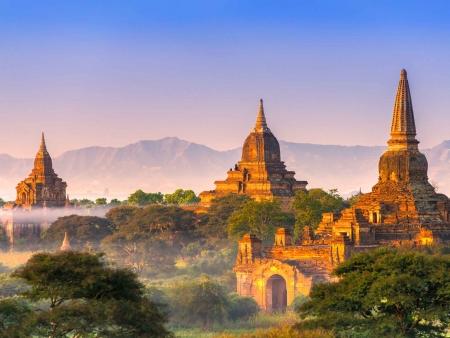 Les merveilles de Bagan