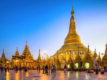 Raffinement et spiritualité à Yangon