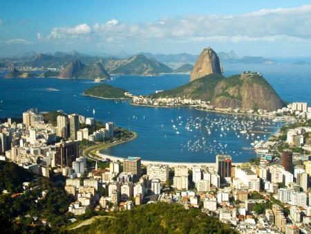 Dans les hauteurs de Rio