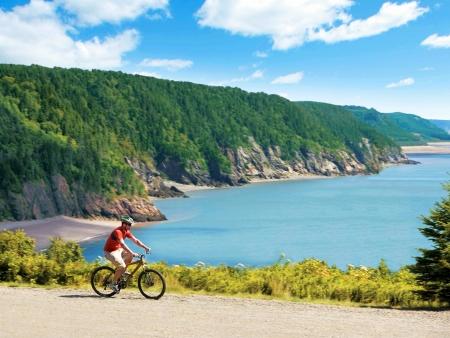 La superbe Baie de Fundy