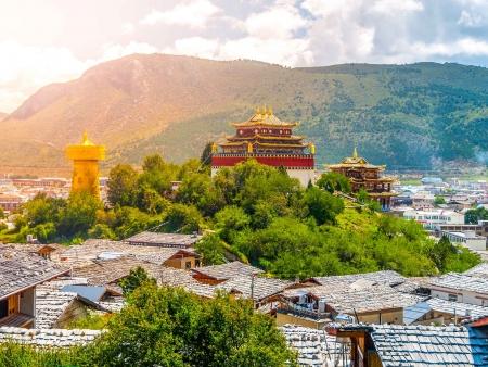 Atmosphère tibétaine à Zhongdian