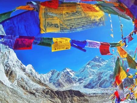 L'Everest, un rêve éveillé