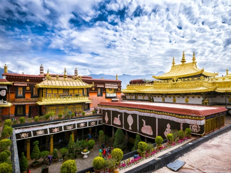 Cap vers le Tibet !