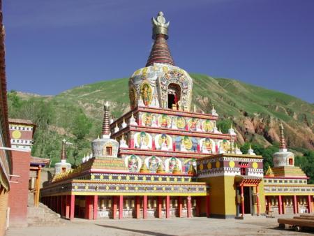 Immersion dans les anciens quartiers tibétains à Barkhor