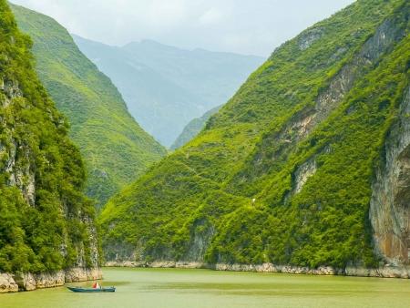 Barrage des Trois Gorges et Gorge de Xiling