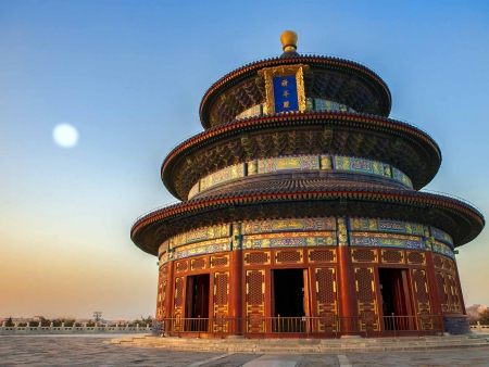 Bienvenue dans la capitale Chinoise !