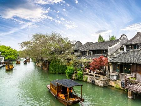 Villages d'eau, Suzhou et Tongli