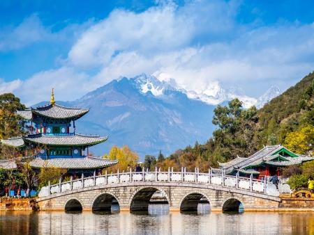 Petits villages traditionnels : Yuhu et Baisha