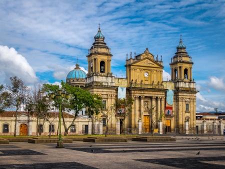 De retour à la capitale Guatemala City