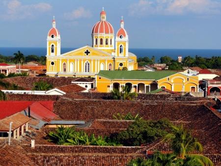 Granada, perle coloniale du Nicaragua