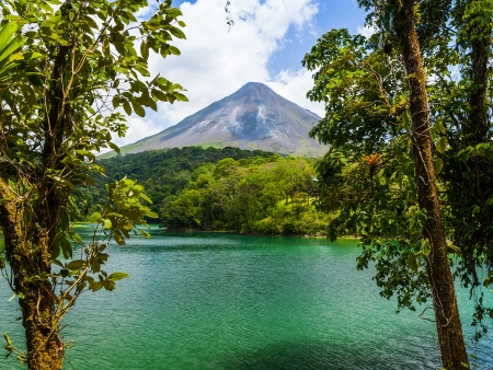 Fabuleux volcan Arenal