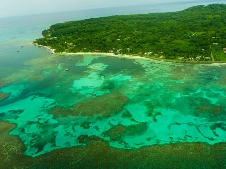 Envol vers une île perdu des Caraïbes : Little Corn Island