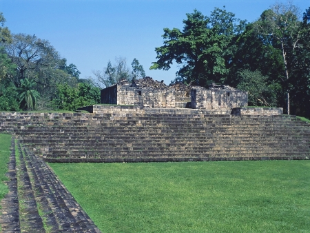 Quirigua au cœur de la civilisation Maya