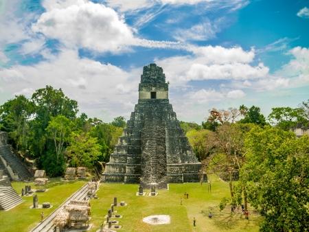 Tikal : le géant Maya du Guatemala